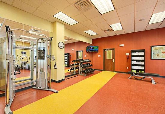 Courtyard San Antonio SeaWorld®/Westover Hills: Fitness Center