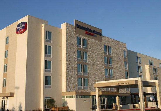 SpringHill Suites Houston Rosenberg: Exterior