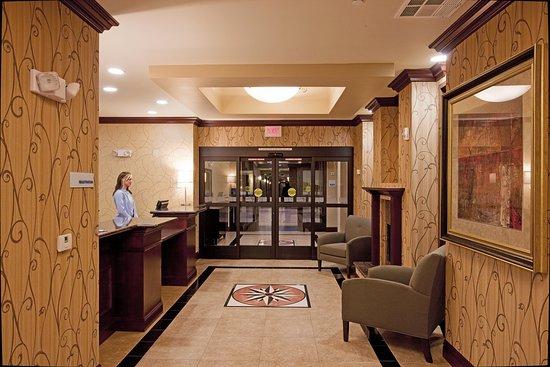Lebec, Californië: Hotel Lobby