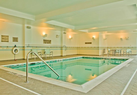 SpringHill Suites Charlotte Ballantyne Area: Indoor Pool