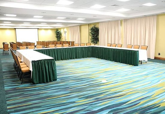 SpringHill Suites Charlotte Ballantyne Area: Meeting Room – U-Shape Setup