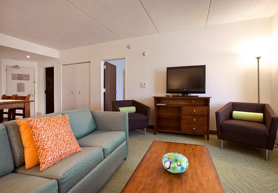 Atenas, GA: Presidential Suite Living Area