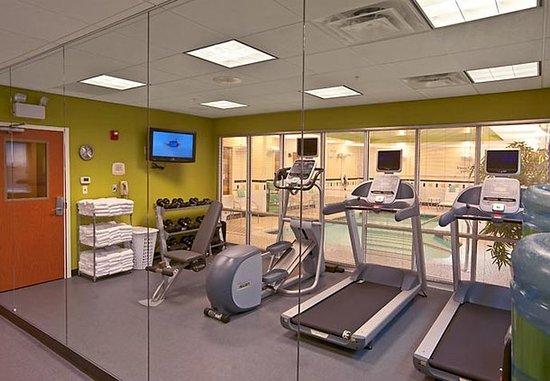 Exeter, Νιού Χάμσαϊρ: Fitness Center