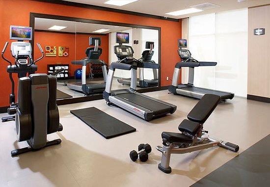 Residence Inn San Antonio Six FlagsR at The RIM: Fitness Center