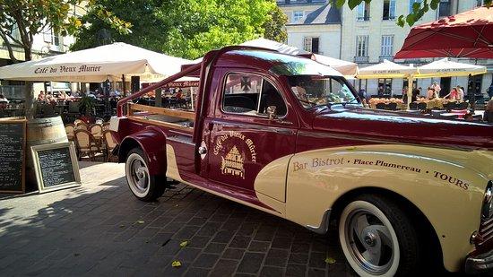 Salon Rochepinard Tours Of Le Vieux Murier Tours Restaurant Bewertungen
