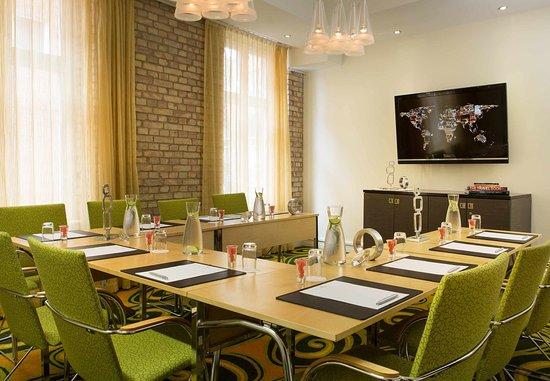 Renaissance Malmo Hotel: Meeting Room - U-Shaped