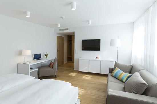 Hotel Restaurant Maier: Superior Double Room
