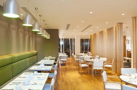 Holiday Inn Moscow-Simonovsky: Restaurant Sanctuary