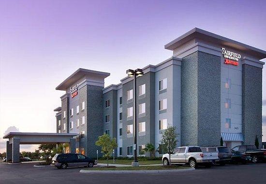 Fairfield Inn & Suites New Braunfels: Exterior