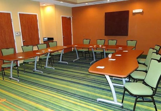 Fairfield Inn & Suites San Antonio Boerne : Meeting Facility