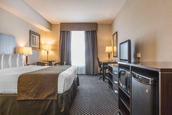 Petawawa, Canadá: Guest Room