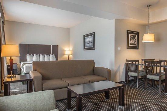 Petawawa, كندا: Guest Room