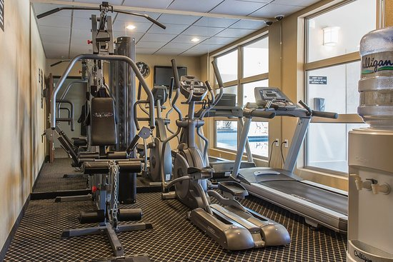 Petawawa, Canada: Exercise Room