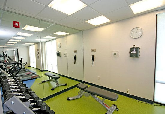 SpringHill Suites Winston-Salem Hanes Mall: Fitness Center