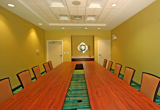 SpringHill Suites Winston-Salem Hanes Mall: Meeting Room