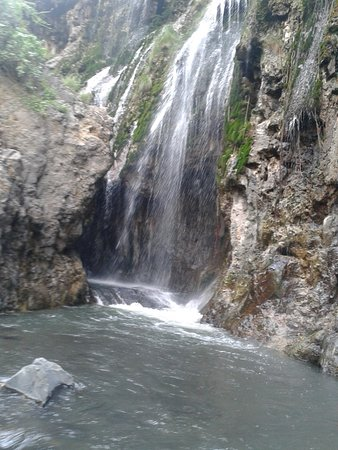 Engare sero waterfall