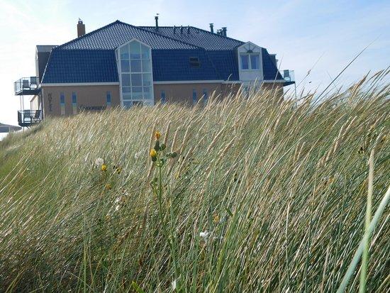 Strandhotel Noordzee: Top Lage auf der Düne