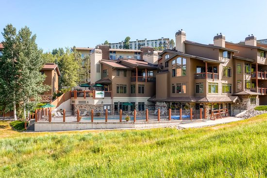 Christie Club at Steamboat Springs: Exterior View From Slopes