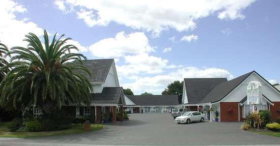 ASURE Palm Court Rotorua: ASURE Palm Court Motor Inn - Rotorua
