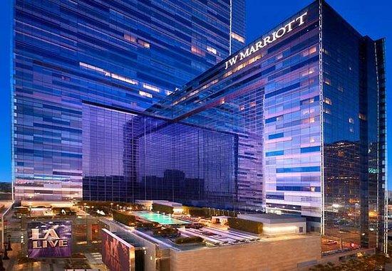 JW Marriott Los Angeles L.A. LIVE: Exterior