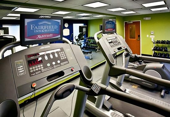 Fairfield Inn & Suites Venice: Fitness Center