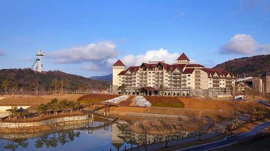 InterContinental Alpensia Pyeongchang Resort: Hotel Exterior
