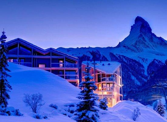 Hotel Matterhorn Focus: Exterior