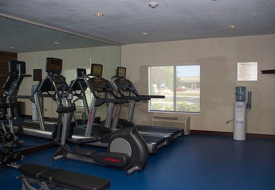 Fairfield Inn & Suites Watervliet St. Joseph: Fitness Center