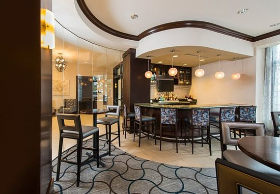 Residence Inn Portsmouth Downtown/Waterfront: Lounge Bar