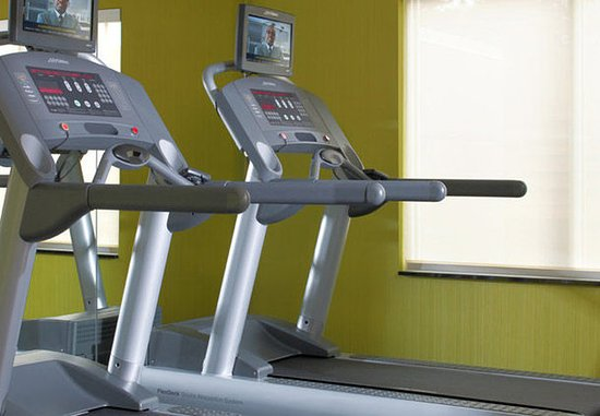 Fairfield Inn & Suites Harrisonburg: Fitness Center