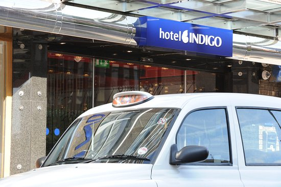 Hotel Indigo London Tower Hill: Hotel Exterior