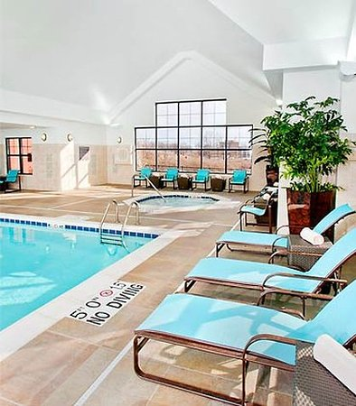 Residence Inn Lexington Keeneland/Airport: Indoor Pool & Spa