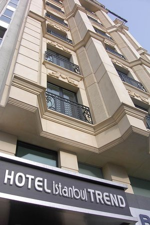 Hotel Istanbul Trend: Exterior