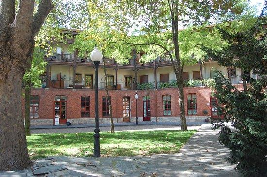 Plaza Viejo Coso: Plaza del coso antiguo. Valladolid.
