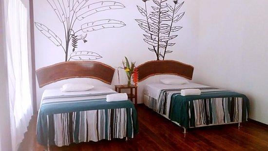 Tambopata River : New room of Explorer's Inn