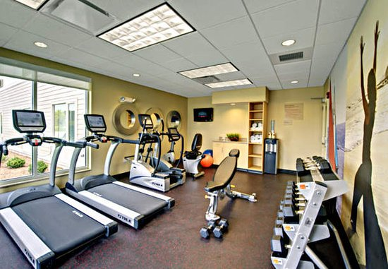 TownePlace Suites Providence North Kingstown: Fitness Center