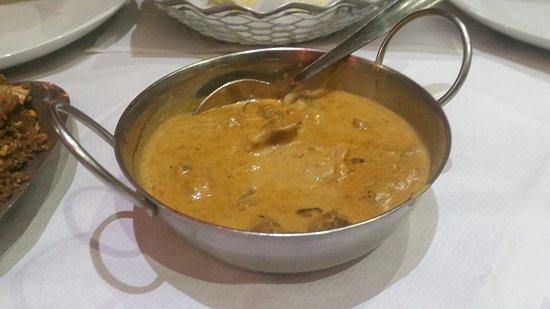 Apollo Banana Leaf : Beautiful Curry