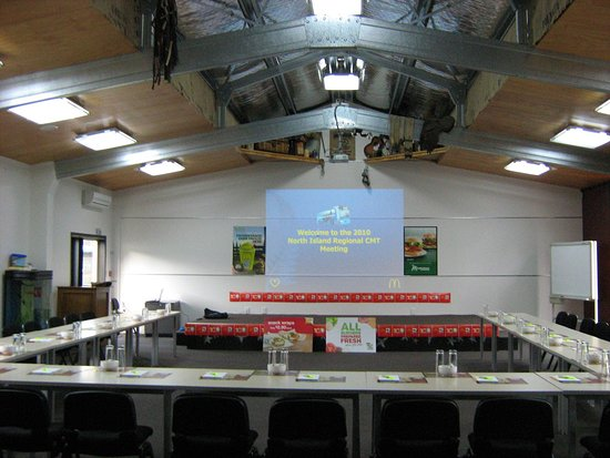 Whanganui, New Zealand: 151 Conference Venue
