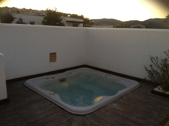 Vlycha, Greece: Jacuzzi