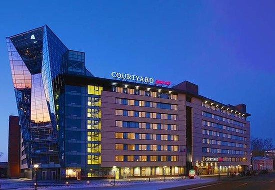 Courtyard Irkutsk City Center: Exterior