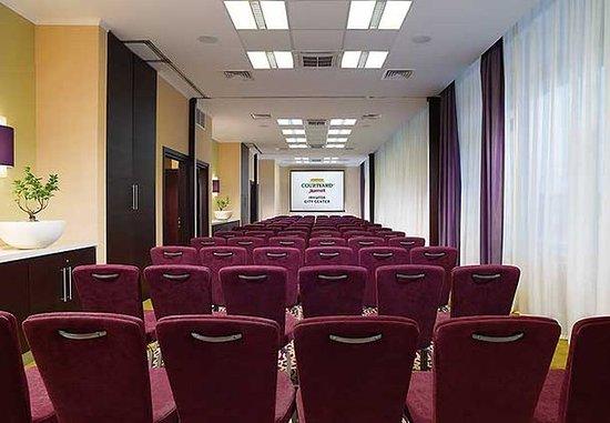 Courtyard Irkutsk City Center: Charoit Room - Theater Setup