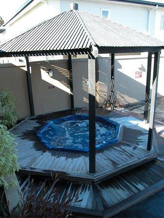 Chantilly's Lake Taupo: Hot Plunge Pool