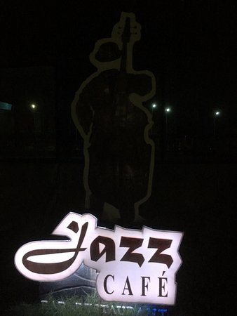 Jazz Cafe : Sign