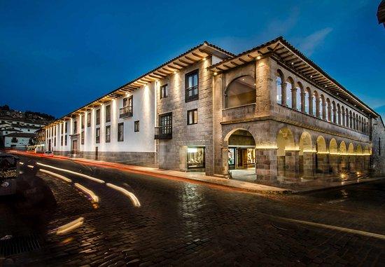 JW Marriott El Convento Cusco: Exterior