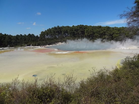 Wai-O-Tapu Thermal Wonderland: Awesome