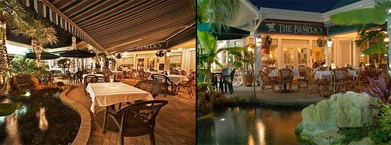 Jupiter, FL: The Bistro - American with a European Flair