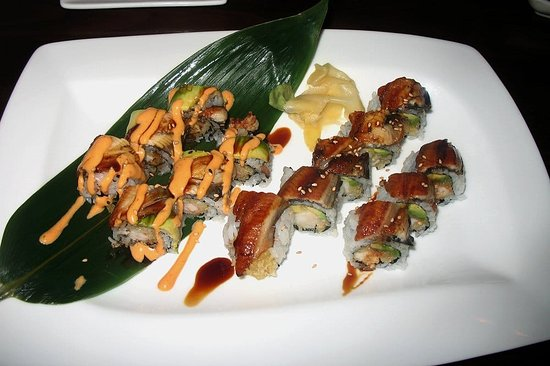 Cumberland, Род Айленд: Sushi