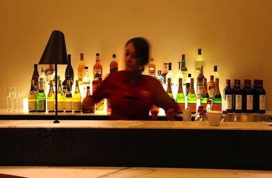Hotel Julien: Bar/Lounge