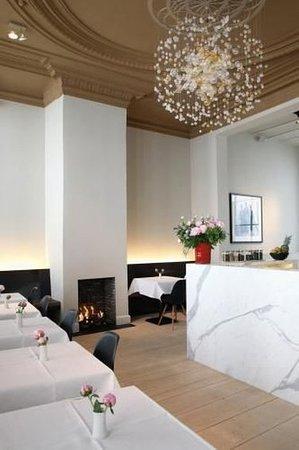 Hotel Julien: Breakfast Room