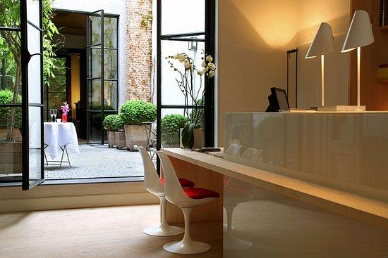 Hotel Julien: Lobby